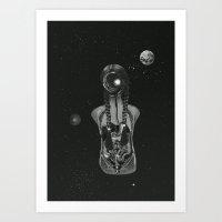 'yar taurãri - PLÁSTICA Art Print