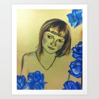 The Artist's Soul  Art Print
