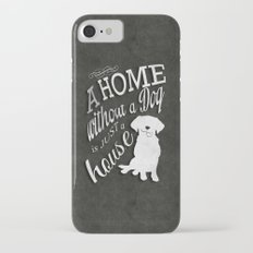 Home with Dog Slim Case iPhone 7