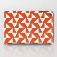 Orange Summer iPad Case