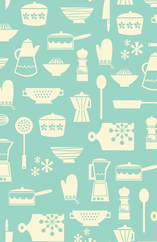 Kitchen Culture Canvas Print