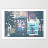I Heart New York ... Art Print