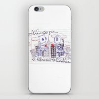 Don't tell me what to do. You're not my mom. iPhone & iPod Skin