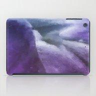 Inside The Purple Flower… iPad Case