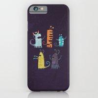 Secretly Vegetarian Mons… iPhone 6 Slim Case
