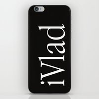IVlad Cover iPhone & iPod Skin
