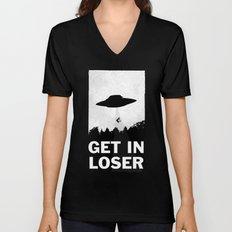 Get In Loser Unisex V-Neck