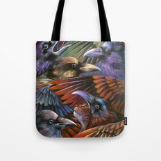 One of the Gang Tote Bag