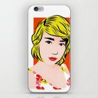 popart  iPhone & iPod Skin