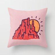 Utah Throw Pillow