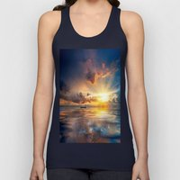 Lost In Paradise Unisex Tank Top