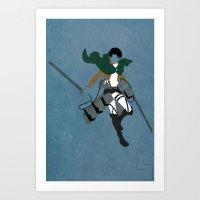 Levi Art Print