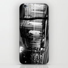 I Wish I May [Black & White] iPhone & iPod Skin