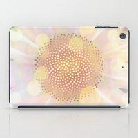 Birthday Flower iPad Case