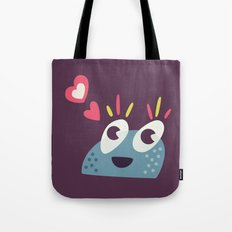 Kawaii Cute Candy Character Tote Bag