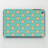 Tropical Florals iPad Case