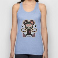 Freemouse (without Backg… Unisex Tank Top