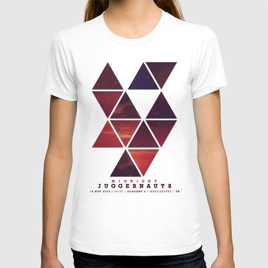 Midnight Juggernauts T-shirt