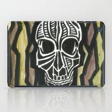 Skull Fiber iPad Case