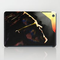 The Hero Lachlan Deserves iPad Case