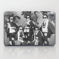 Lady Samurai iPad Case