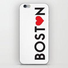 Boston 2.0 iPhone & iPod Skin
