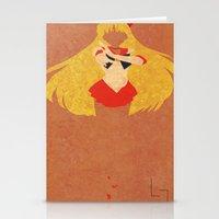 Sailor Venus Stationery Cards