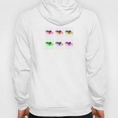 Rainbow Clouds Hoody