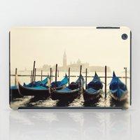 Gondolas in Color iPad Case