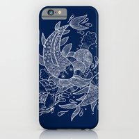 The Koi Fishes iPhone 6 Slim Case