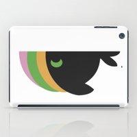 freie farben iPad Case