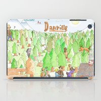 Locals Only- Danville iPad Case