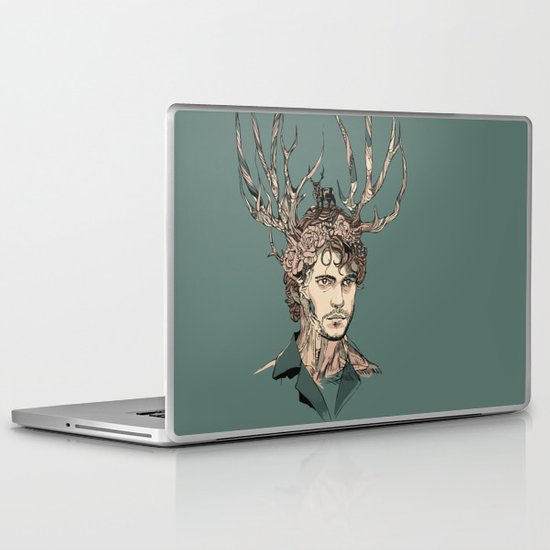 I Believe You Laptop & iPad Skin