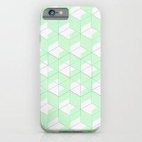 Mint Crush iPhone 6 Slim Case