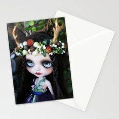 ISOBEL FAWN (Ooak BLYTHE Doll) Stationery Cards