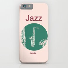 Jazz Relax and play sax Slim Case iPhone 6s