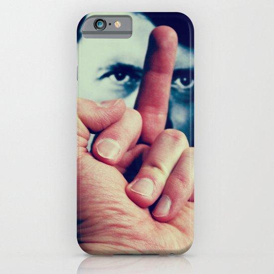 AntiHitler iPhone & iPod Case