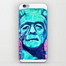 Frankenstein Halloween Zombie iPhone & iPod Skin