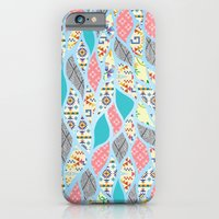 iPhone & iPod Case featuring Summer Celebration by MadTee