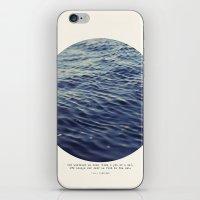 You or Me iPhone & iPod Skin
