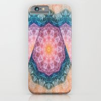 Abstract Flower 2 iPhone 6 Slim Case