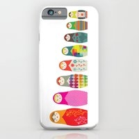 Russian Dolls iPhone 6 Slim Case