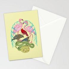 Wild Anatomy II Stationery Cards