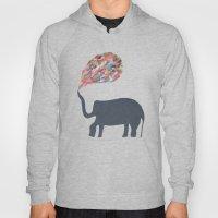 Elephant family Hoody