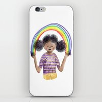 Alexis's Rainbow iPhone & iPod Skin
