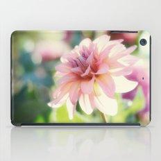 Dahlia 1 iPad Case
