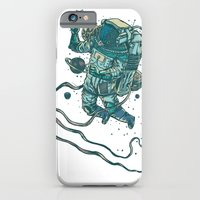 iPhone & iPod Case featuring Peace In Space  by Nicolae Negura