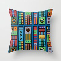 The Leaders Throw Pillow