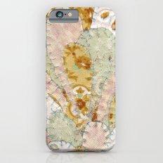 Folk Girl iPhone 6 Slim Case