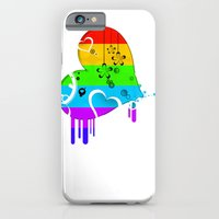 Rainbow Love iPhone 6 Slim Case